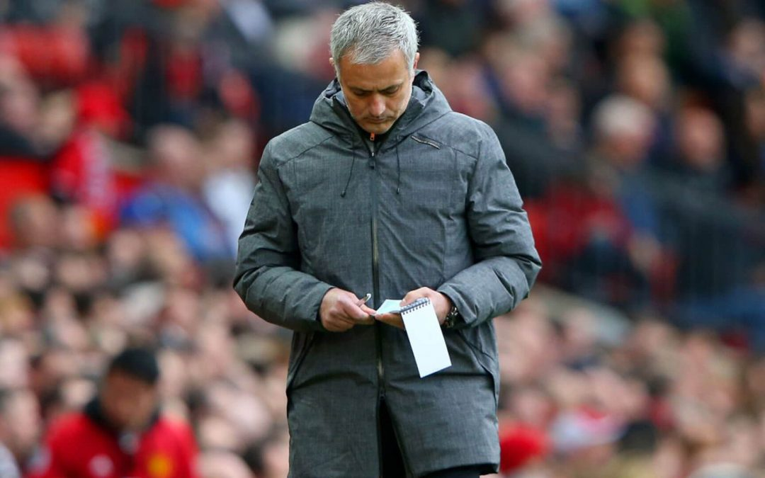 Are Manchester United in trouble under Mourinho?