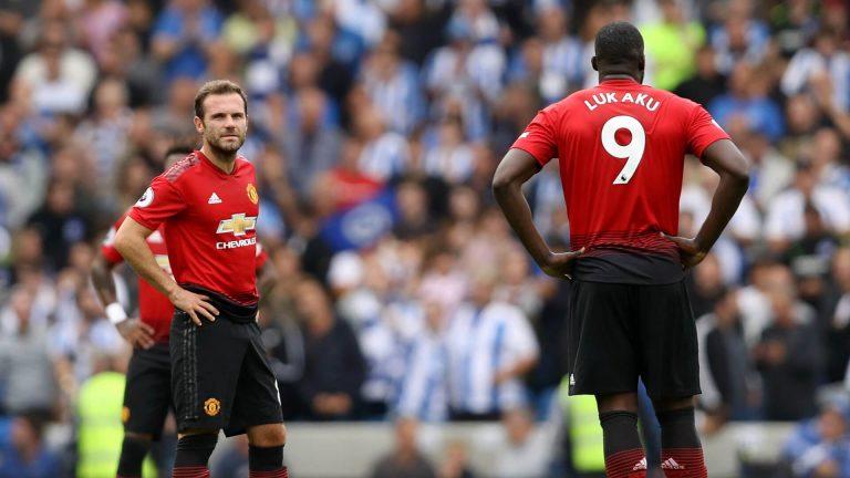 United disappointment versus Brighton