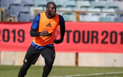Romelu Lukaku left out of trip to Norway