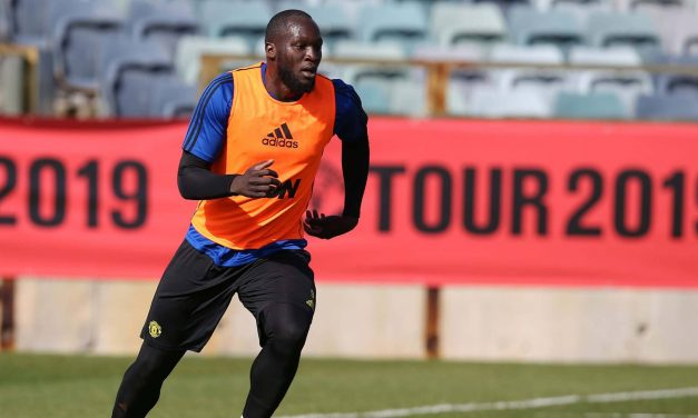Romelu Lukaku left out of trip to Norway