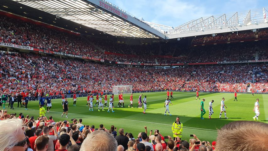 Fan Reviews | Manchester United 1-2 Crystal Palace 5
