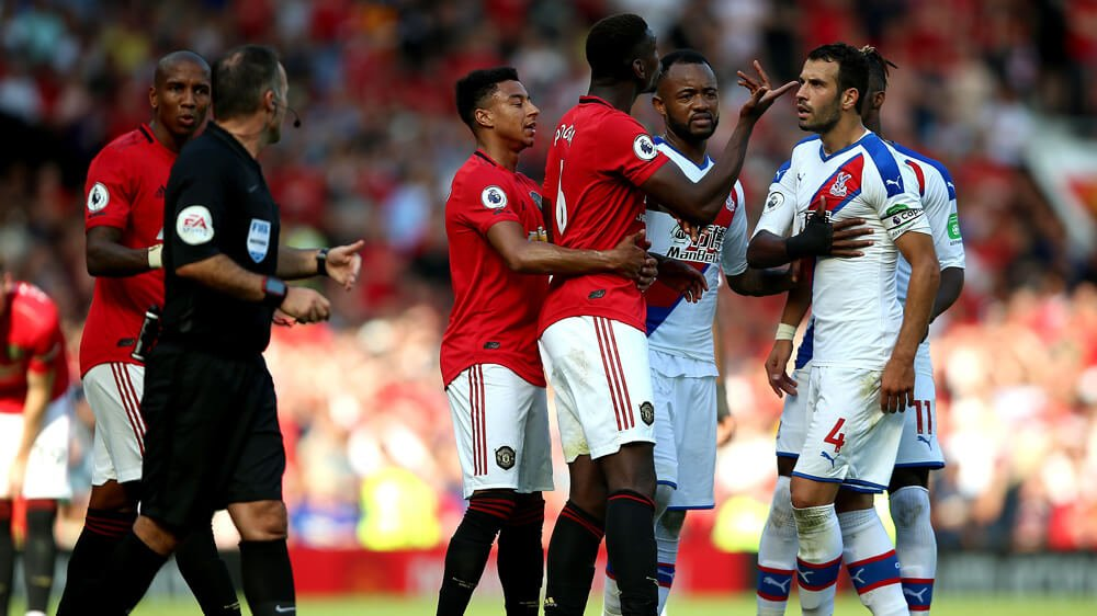 Fan Reviews | Manchester United 1-2 Crystal Palace 3