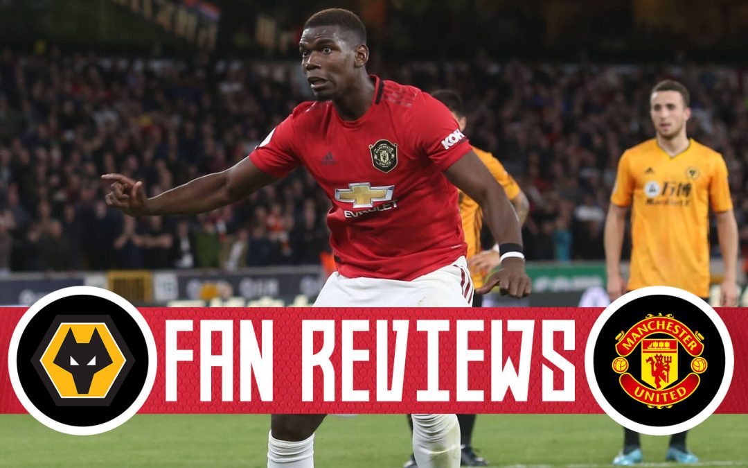 Fan Reviews | Wolves 1-1 Manchester United