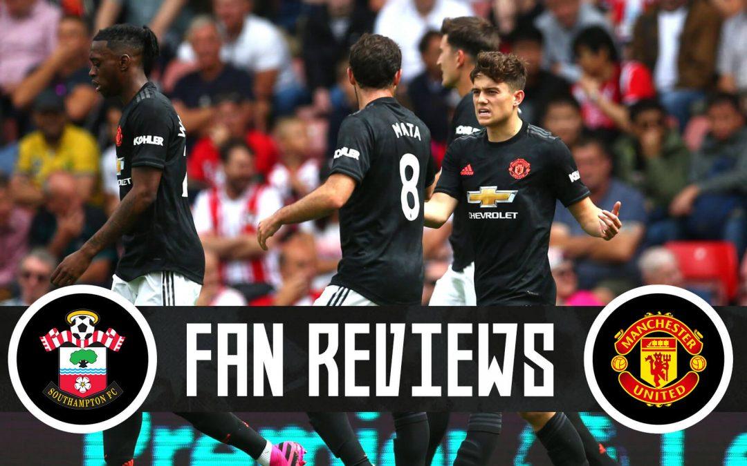 Fan Reviews | Southampton vs Manchester United