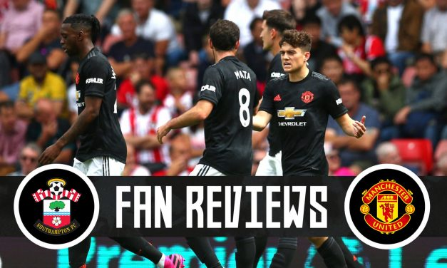 Fan Reviews   Southampton vs Manchester United