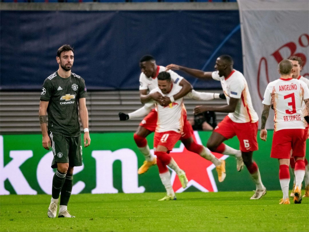 Bruno Fernandes Leipzig disappointment