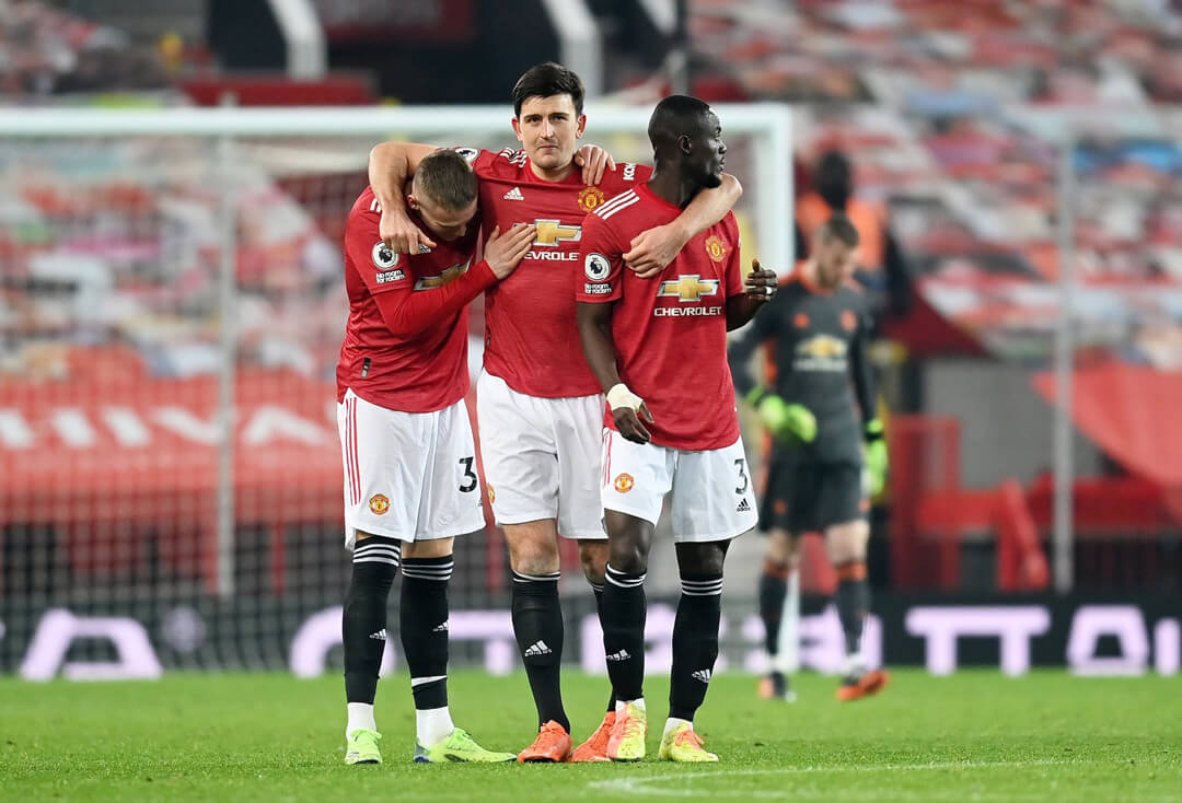 Maguire and Bailly partnership worked against Wolves
