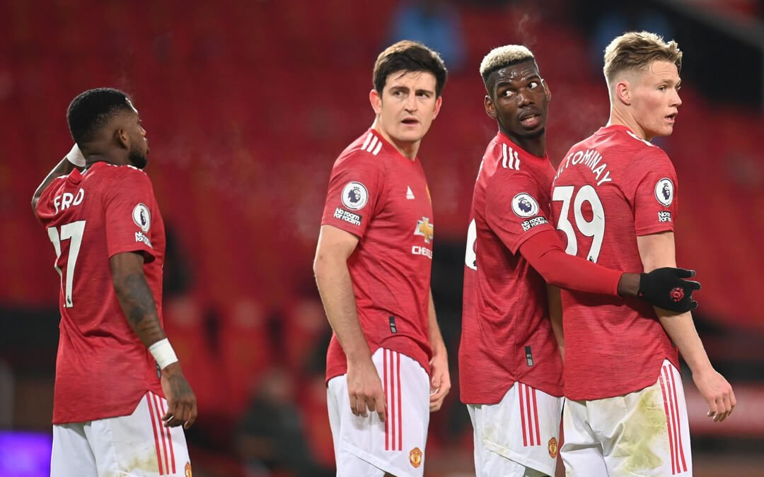 Manchester United draw in the derby