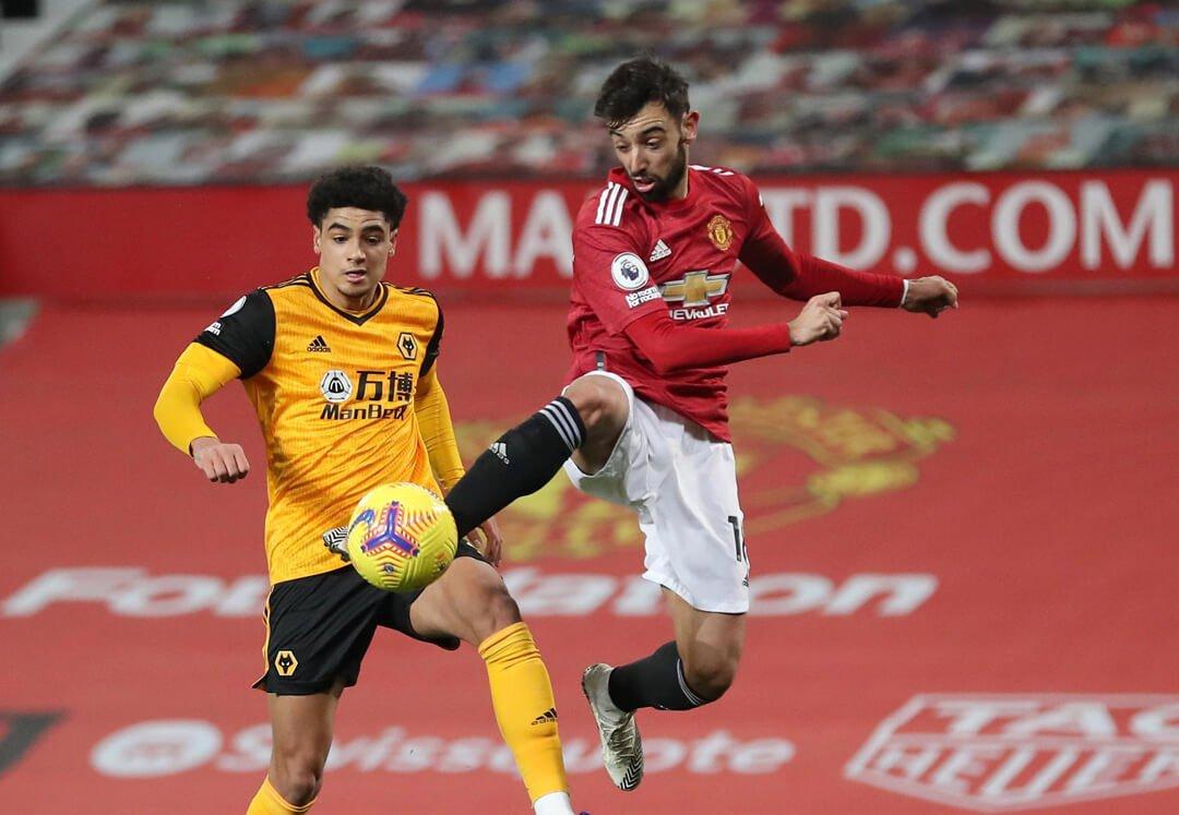 No rest for Bruno Fernandes