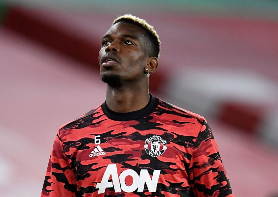 Paul Pogba not switched off
