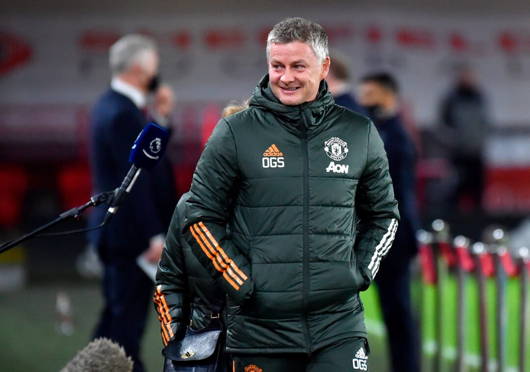 Solskjaer celebrates two years as Manchester United manager