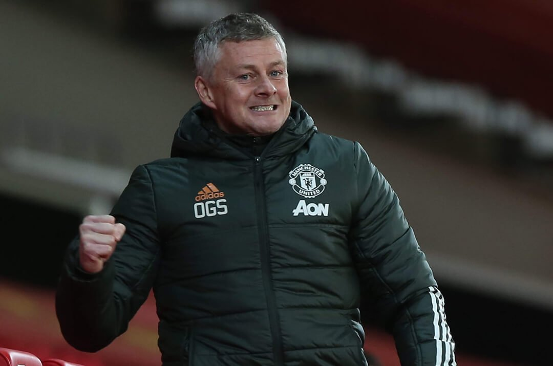 Is Ole Gunnar Solskjaer on a title charge?