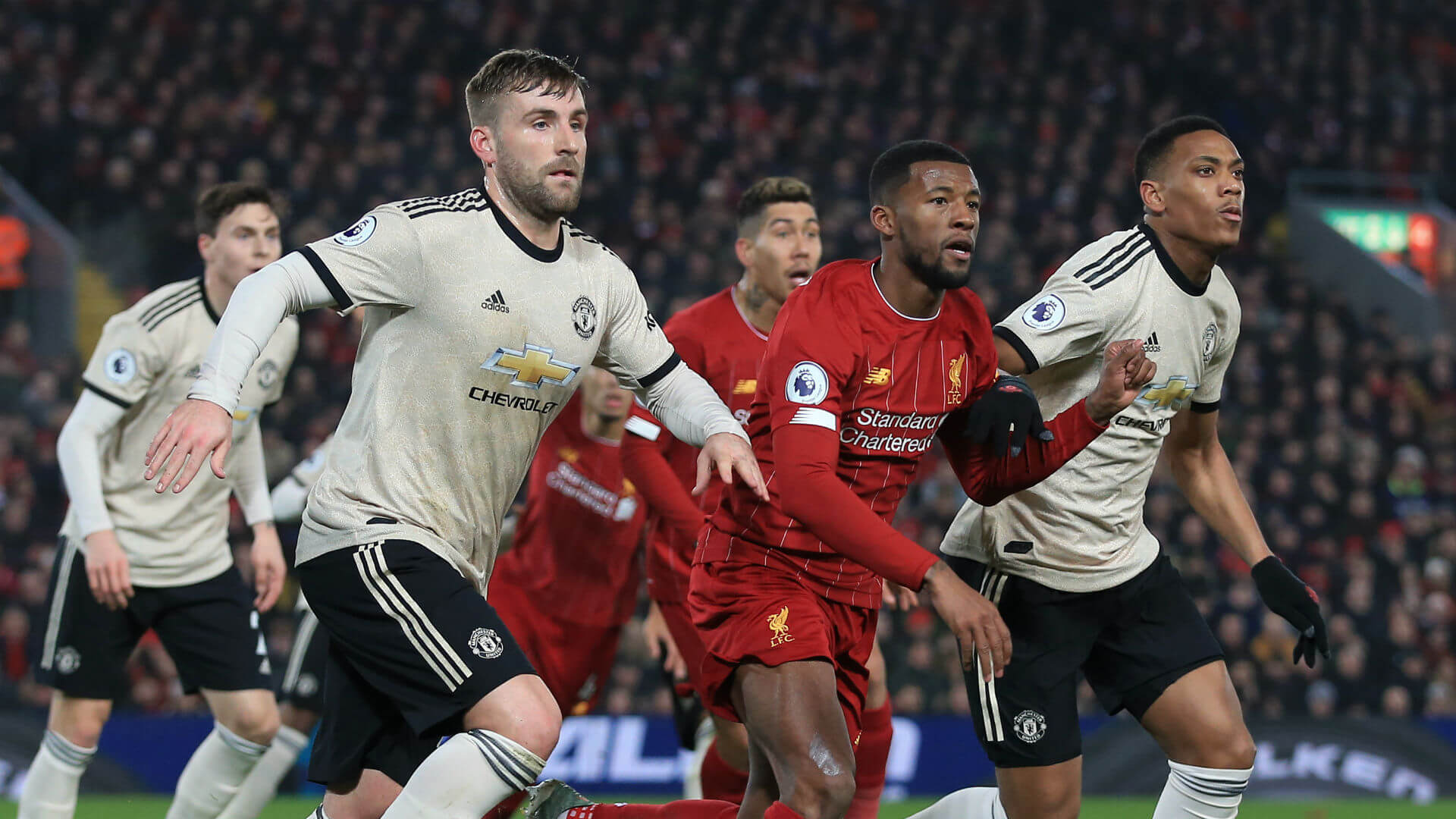 Liverpool vs Manchester United Preview