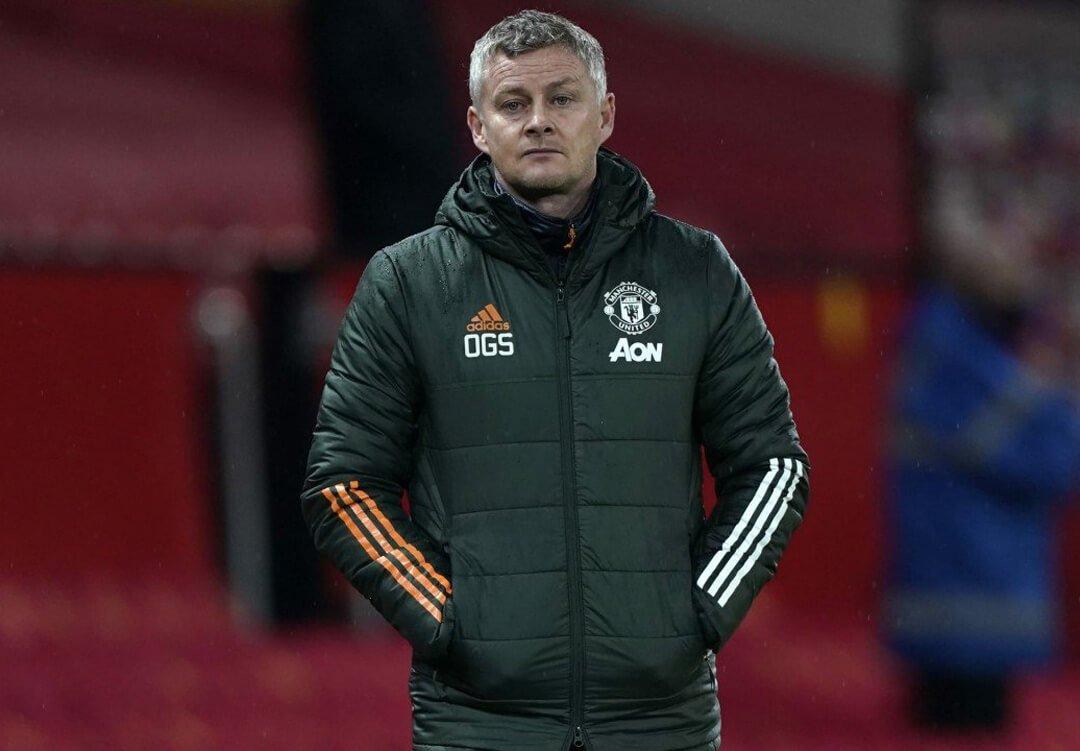 Ole Gunnar Solskjaer unhappy vs Sheffield United