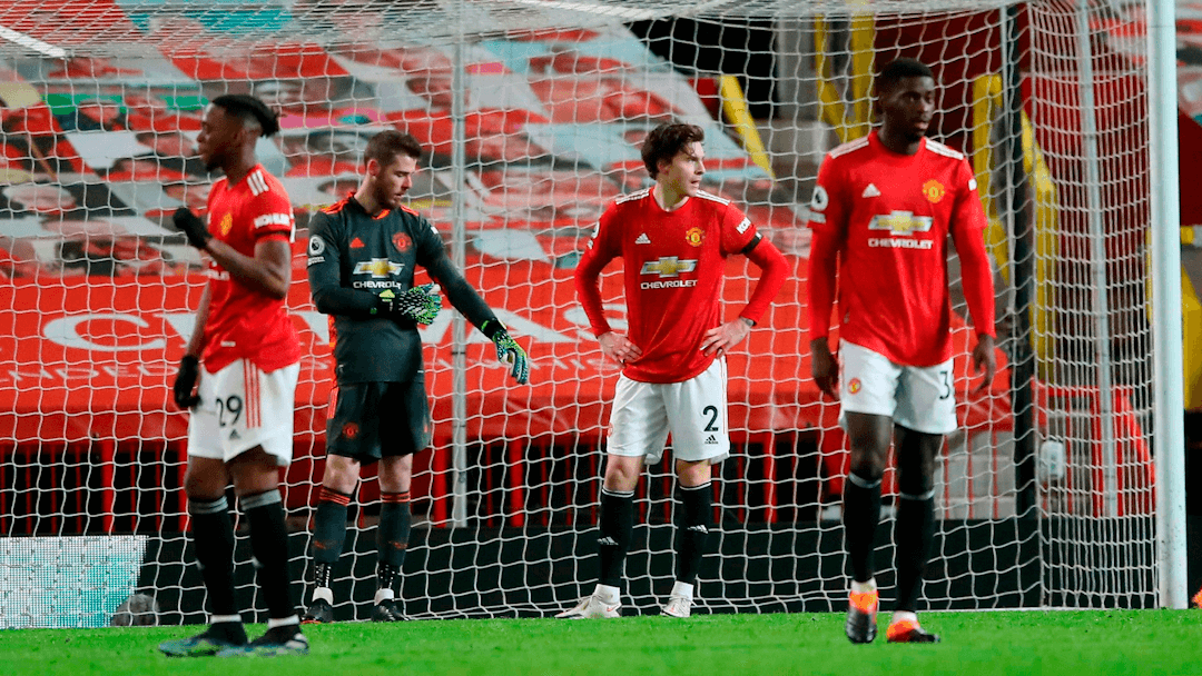 Manchester United draw against Everton