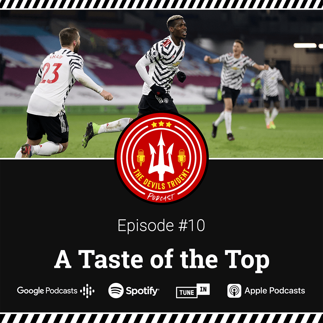 #10 | A Taste of the Top – The Devil's Trident Podcast