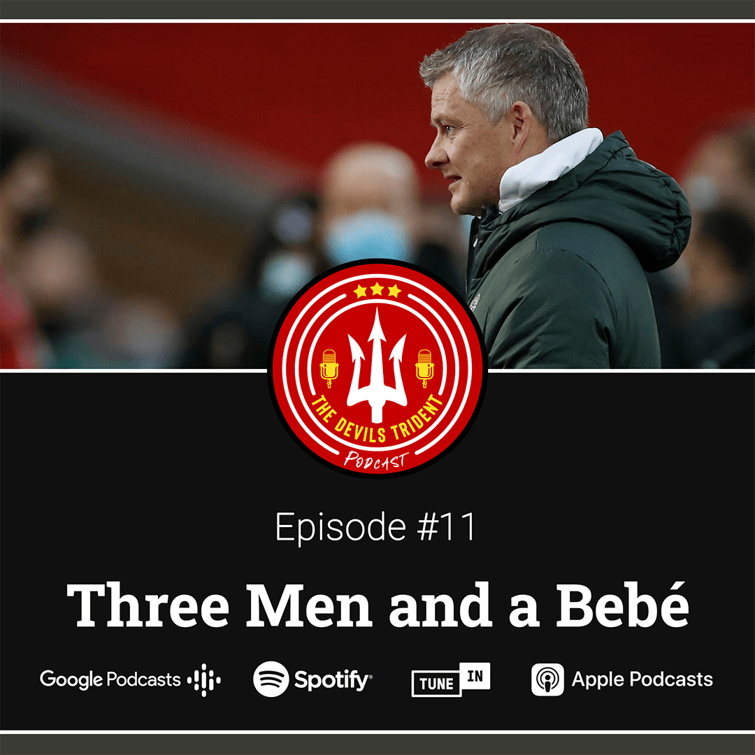 #11 | Three Men and a Bebé – The Devil's Trident Podcast