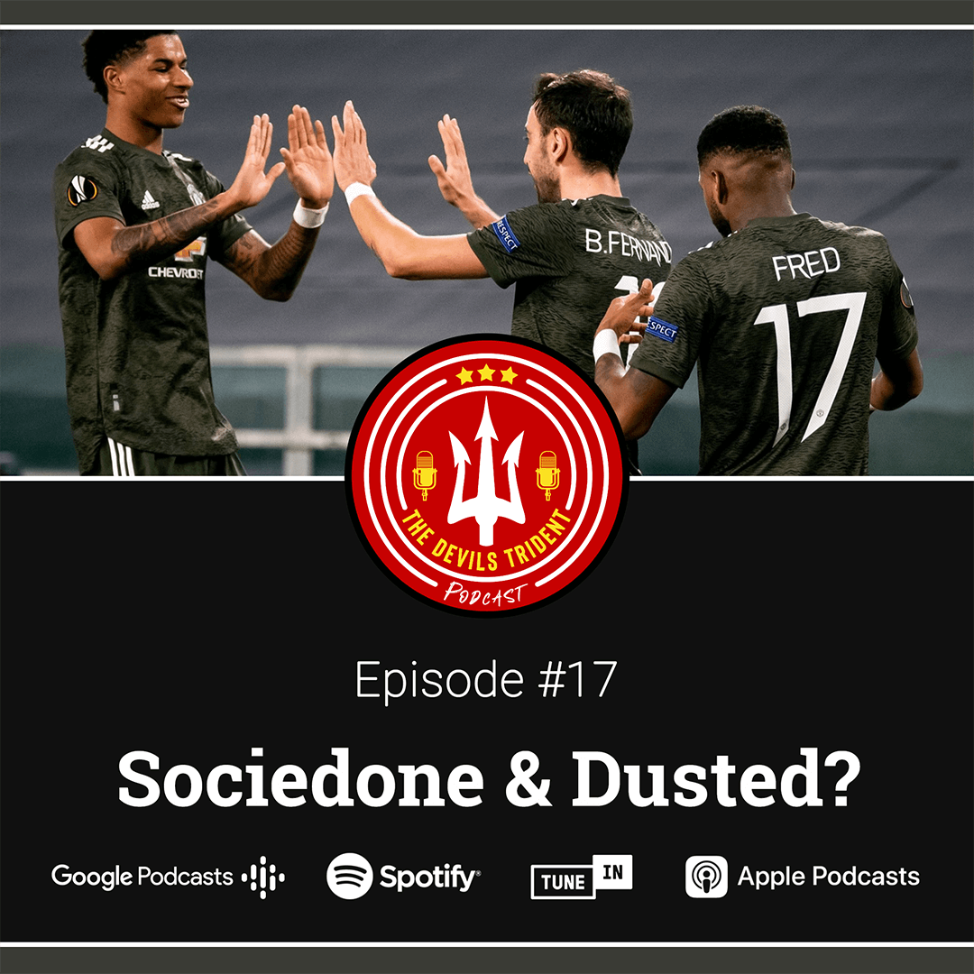 The Devil's Trident Podcast - Episode 17