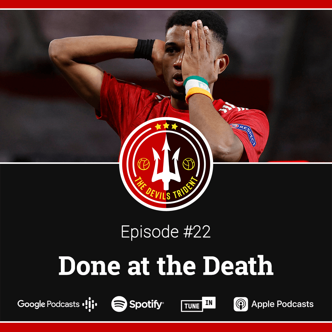 The Devil's Trident Podcast - Episode 22