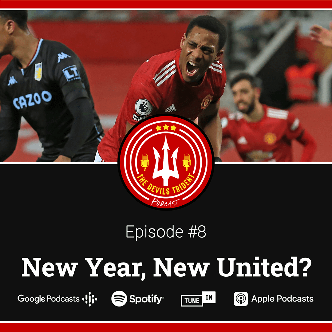 #8 | New Year, New United? – The Devil's Trident Podcast